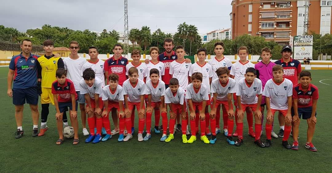 Infantil A 4-2 UD Fuengirola-Boliches