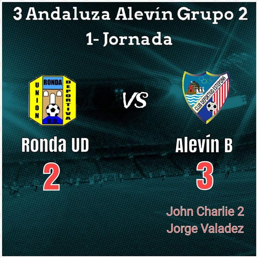 UD Ronda 2-3 Alevín B