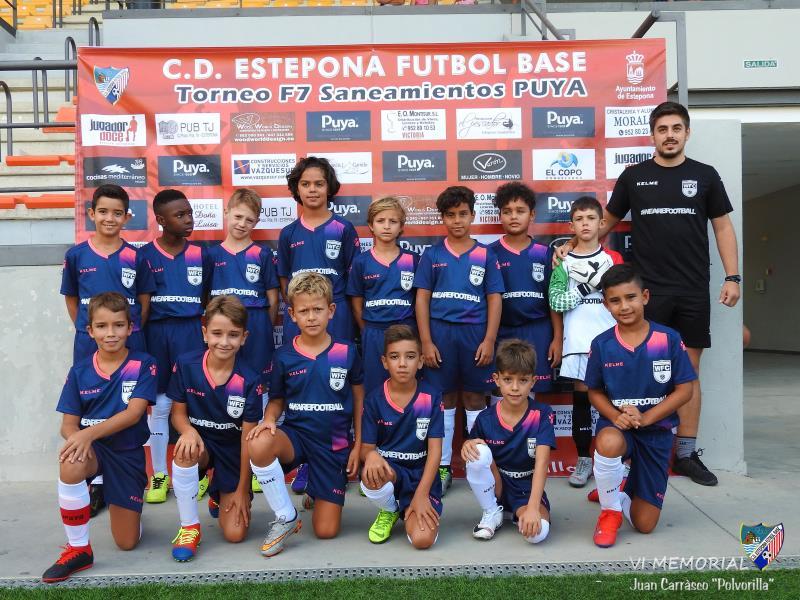 Imagenes del VI Torneo PUYA de F7, Memorial Juan Carrasco