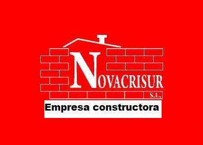 NOVACRISUR, S.L. - Empresa constructora