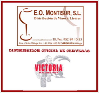 E.O.MONTISUR - CERVEZAS VICTORIA