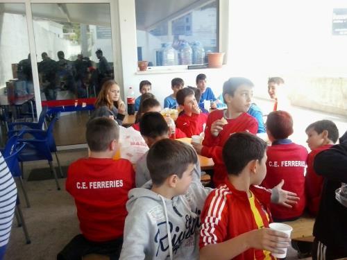 Paella Futbol 7 i Futbol 8