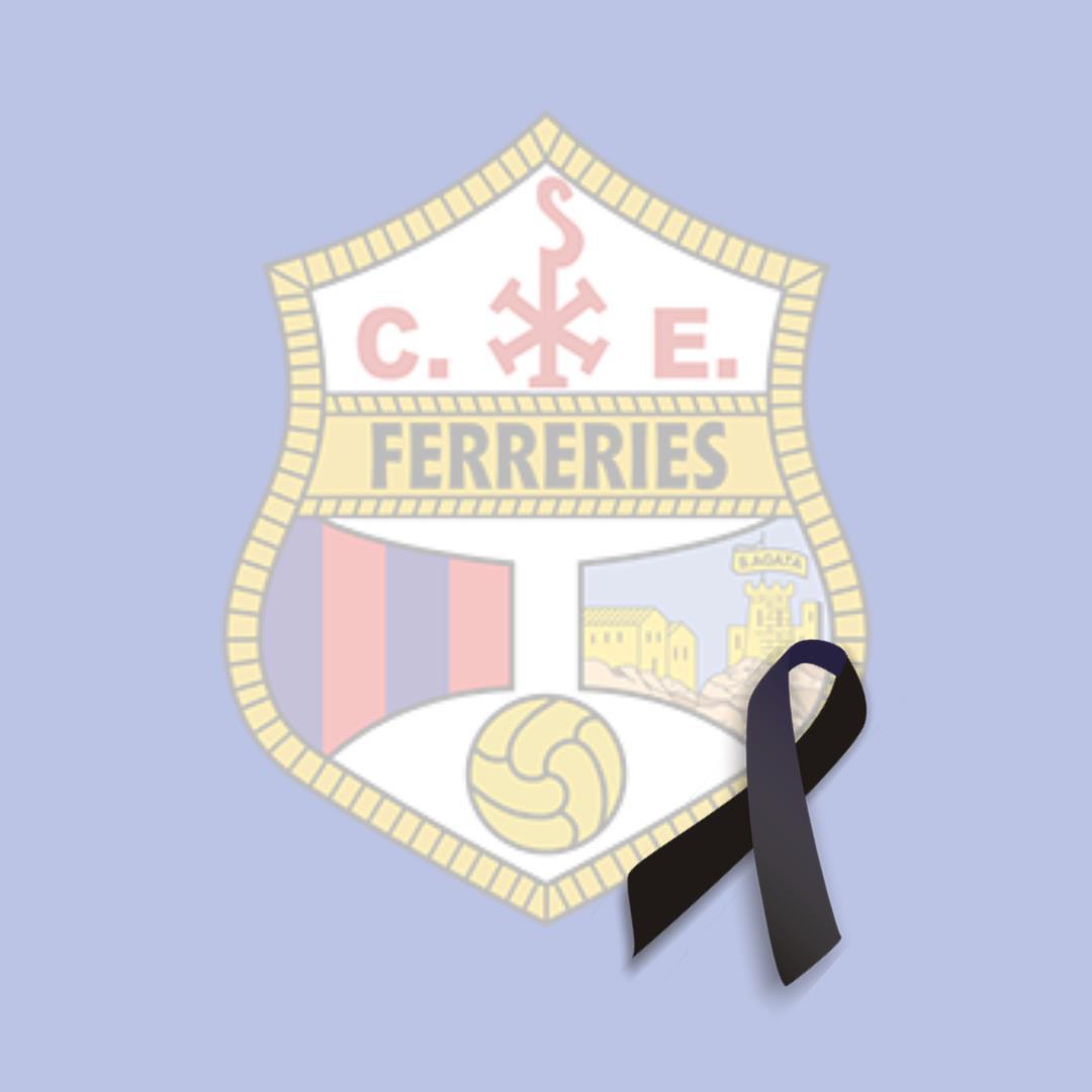 Lamentam sa pèrdua d'en Manuel Monerris, ex president des club