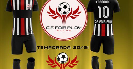 sdsVentajas de la Escuela de Fútbol C.F. FAIR PLAY ELCHE: