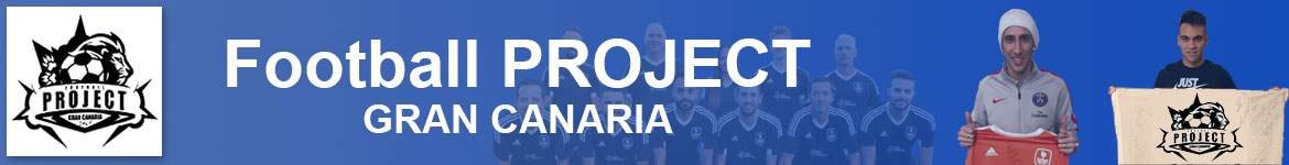 Cabecera FootBall Project
