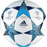 Balón Adidas -replica final de Champions