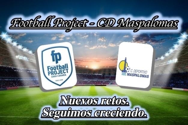 sdsFootball Project - CD Maspalomas.