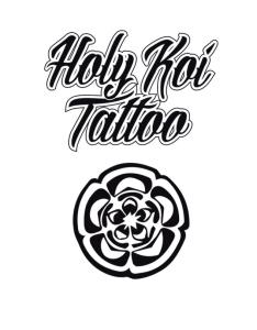 Holly Koi Tatto