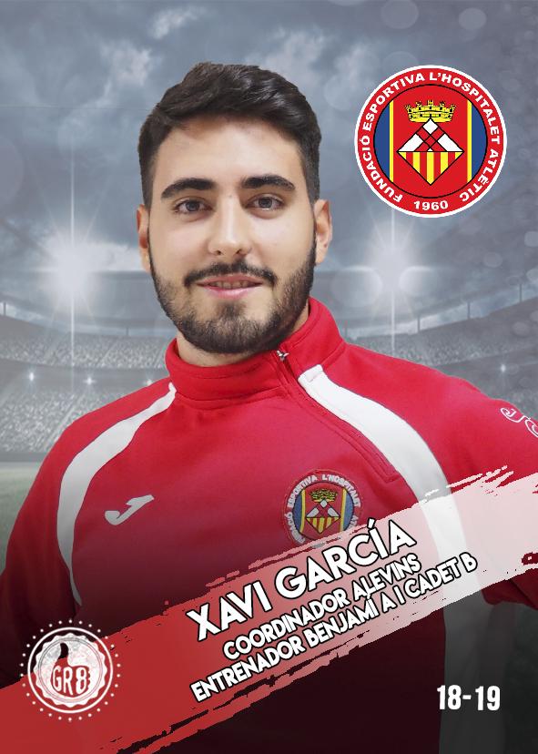 Xavi García