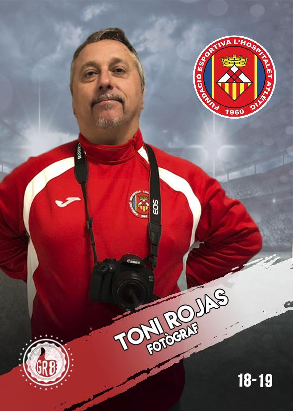 Toni Rojas