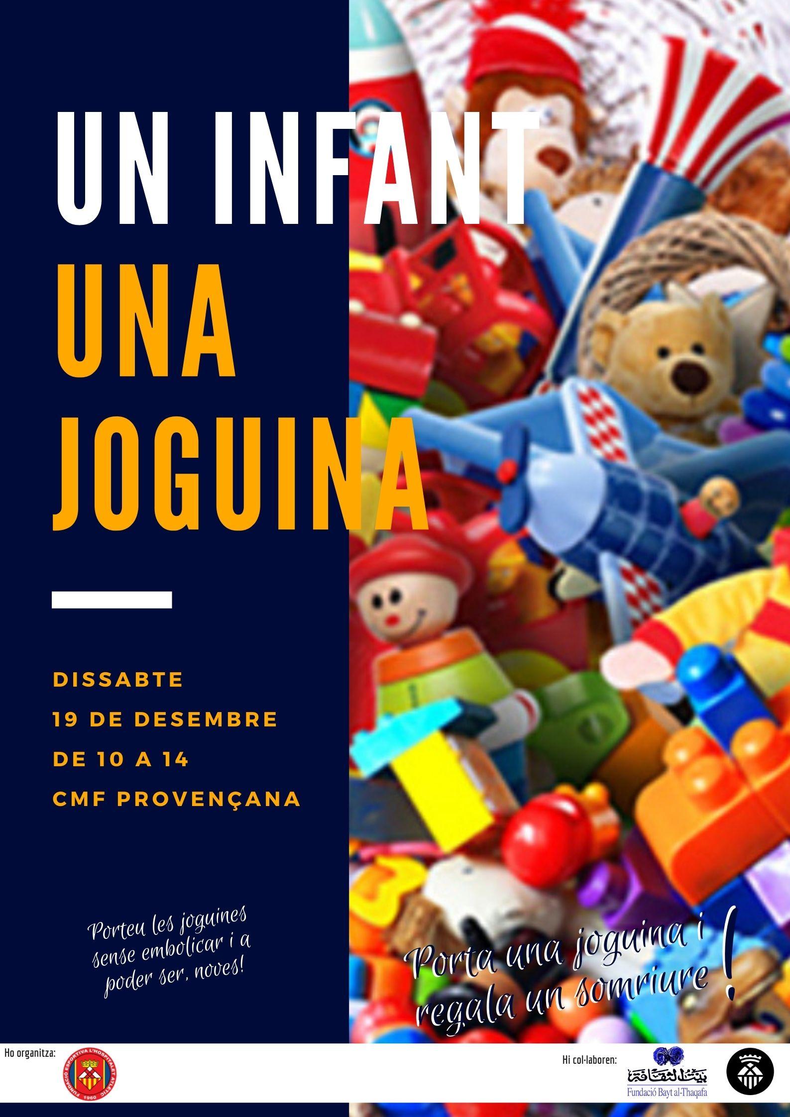 sdsDiada Solidària 'Un nen, una joguina'