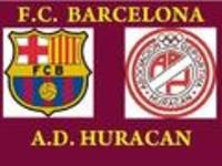 A.D.HURACÁN CLUB COLABORADOR DEL F.C. BARCELONA