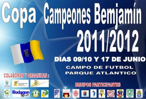 C,CAMP BENJ 2011/2012 BATÁN - AD.HURACAN