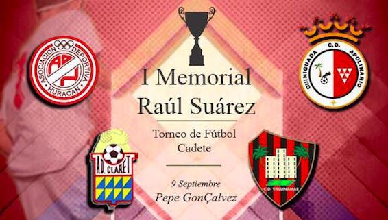 I Memorial Raúl Suárez