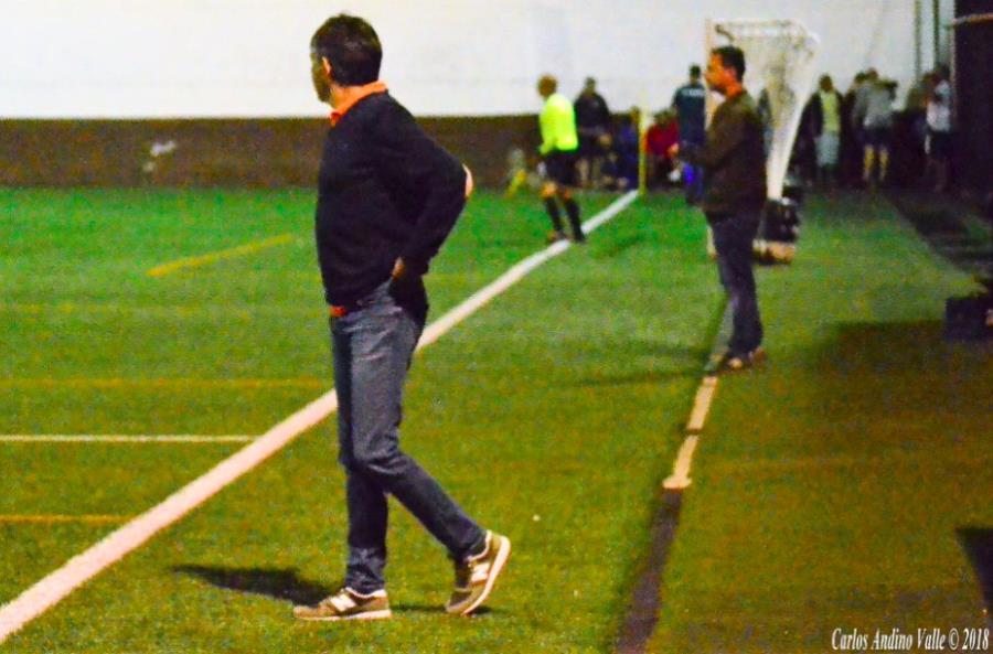 Pipo Salamanca no continuará en la A.D. Huracán