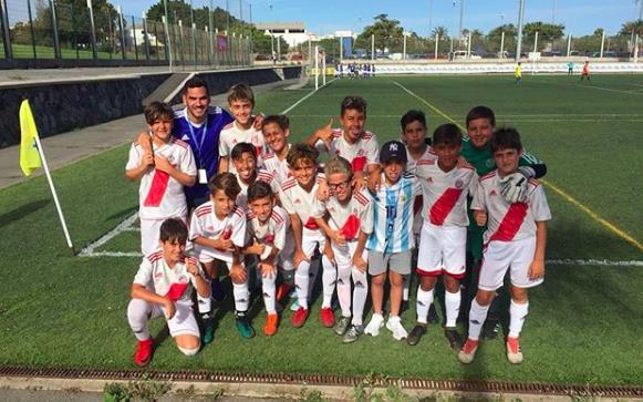 Semana espectacular en la Maspalomas Cup 2018