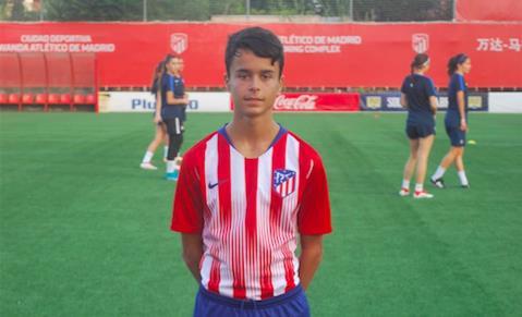 'Peke' pone rumbo al Atlético de Madrid