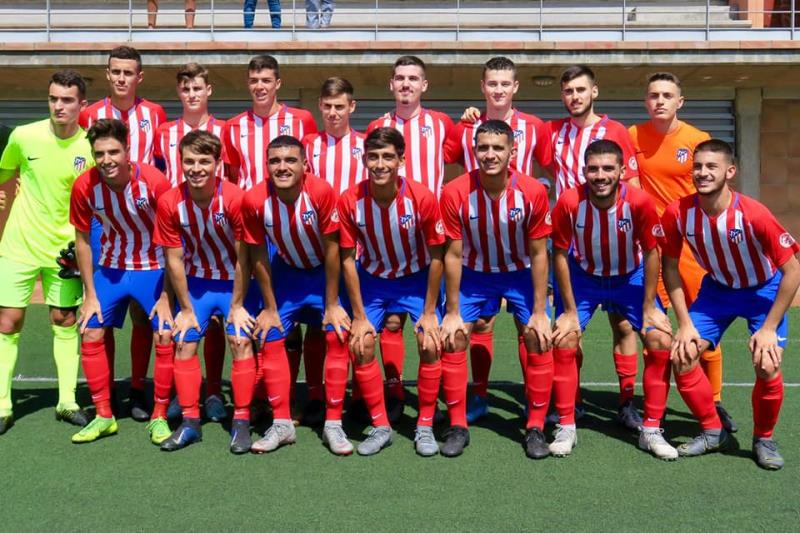 Debut Temporada 19/20 Juvenil  División de Honor