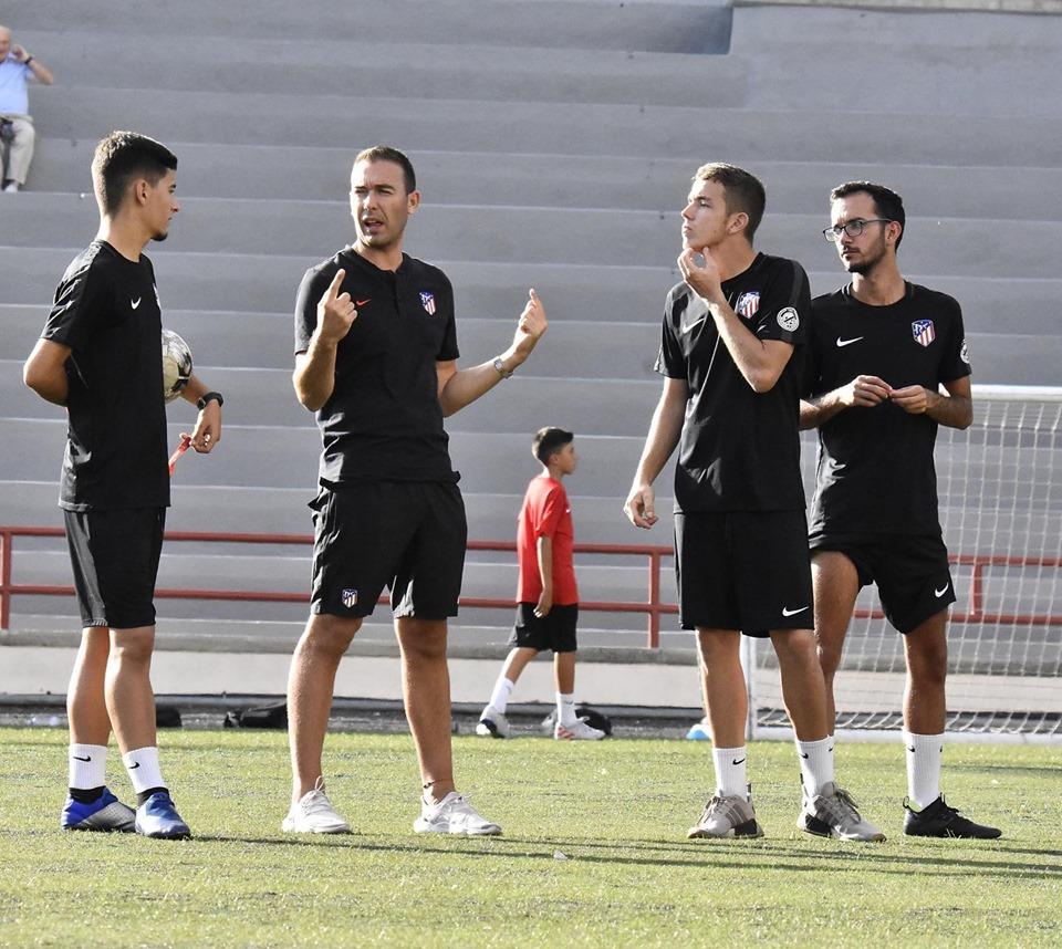 Jornadas de formación fútbol 8.