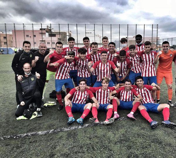 sdsNuestro Juvenil DH gana en Tenerife y logra la permanencia