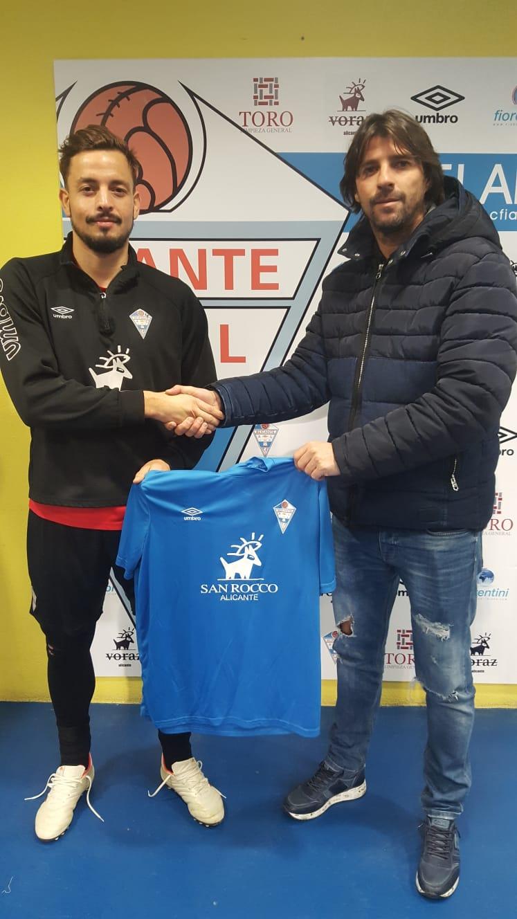 Mauricio Pejo y Kevin Alonso refuerzan el CFI Alicante