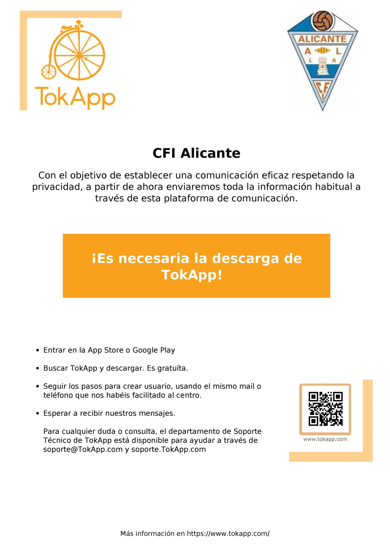 Comunicado Nº 22: Mejoramos la comunicación con Tokapp