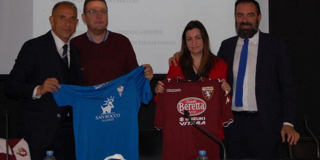 CFI Alicante y Torino FC unen fuerzas