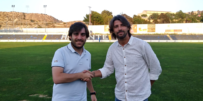 Mario Cartagena, nuevo entrenador del CFI Alicante