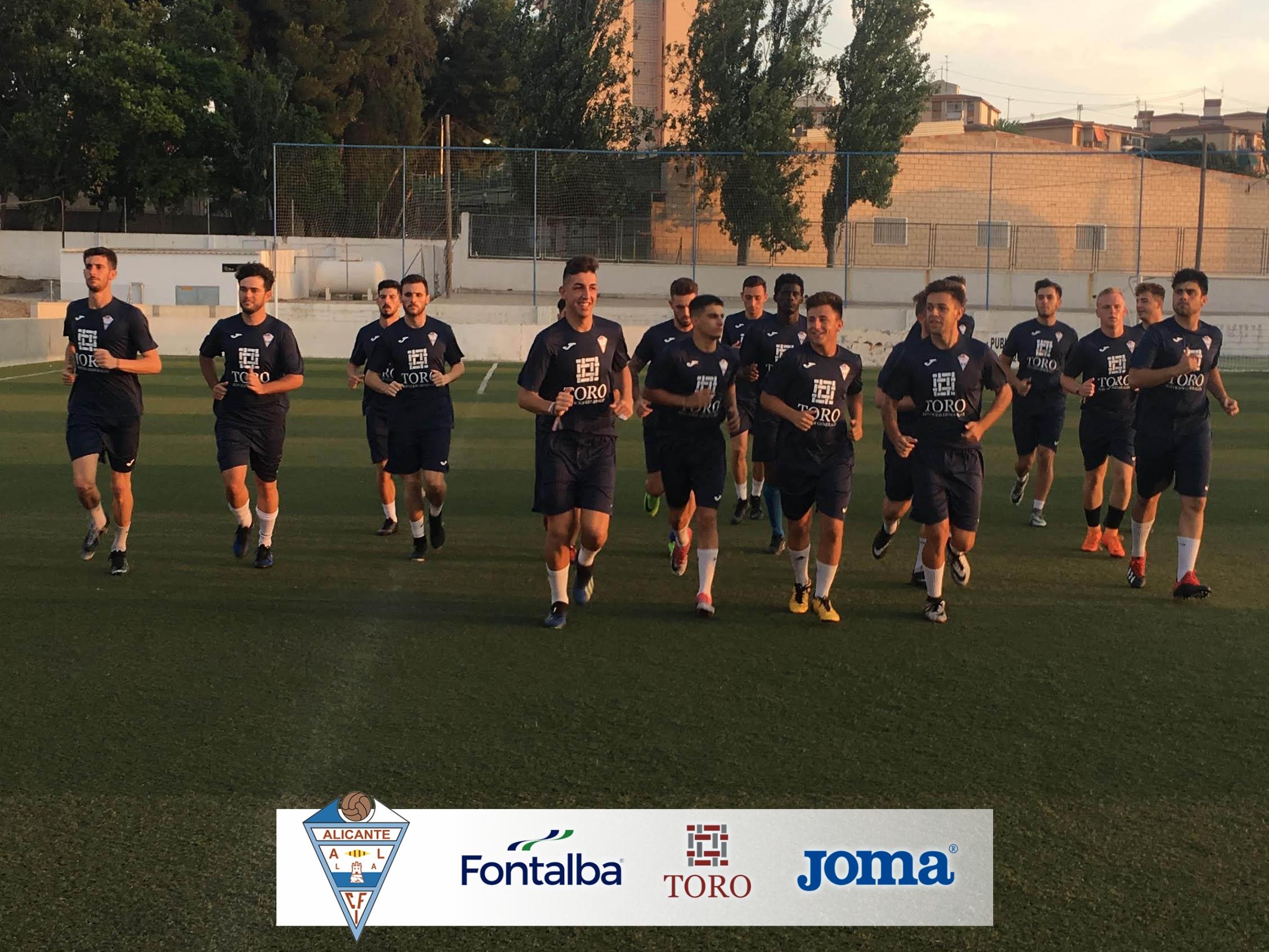 Se pone en marcha el CFI Alicante B