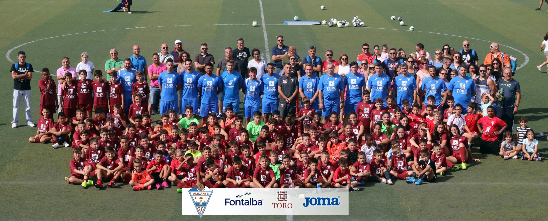 """""""OPEN DAY"""" del CFI Alicante, con el Torino FC"""