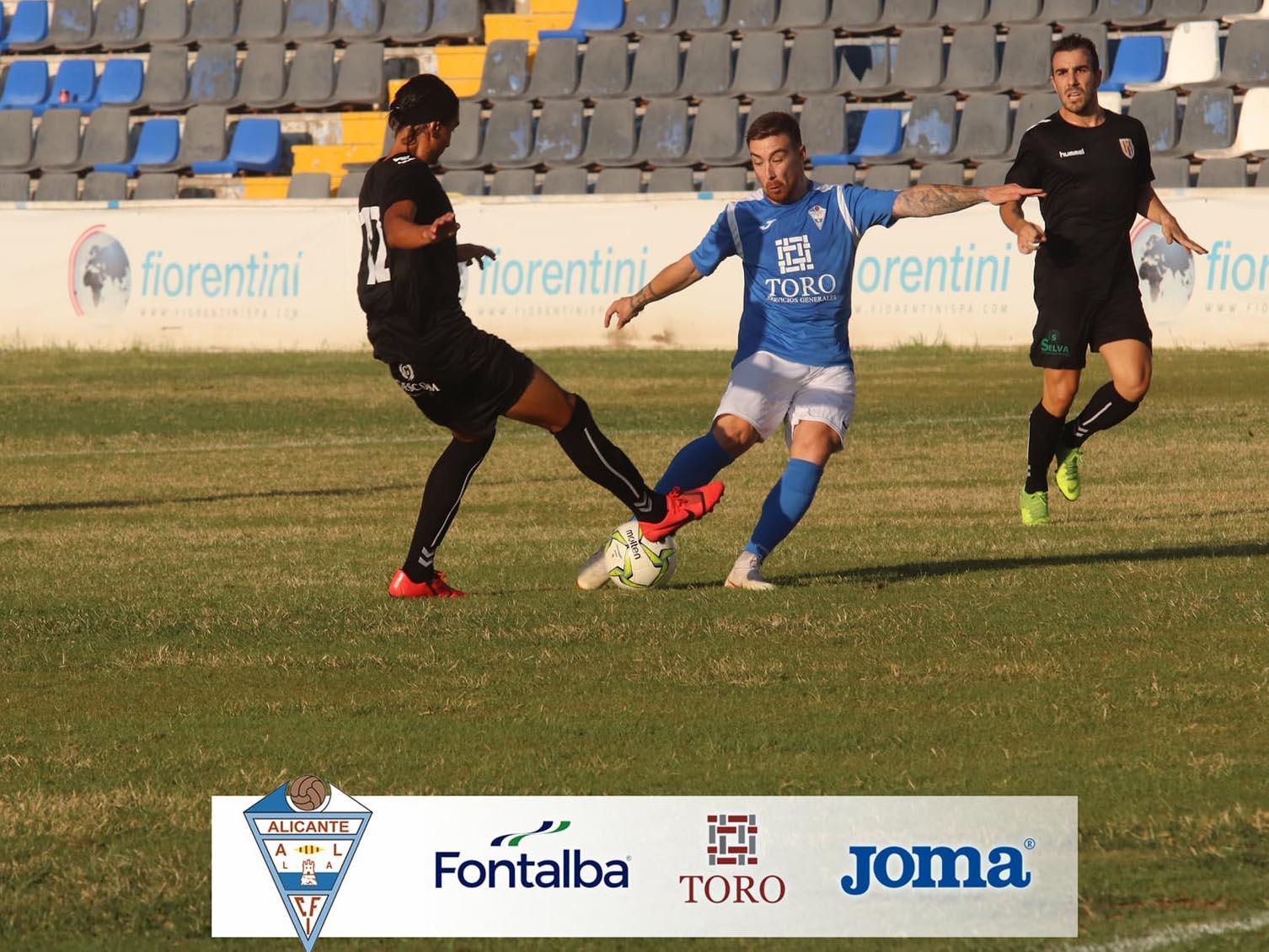 El CFI Alicante abre el año contra el Torrellano
