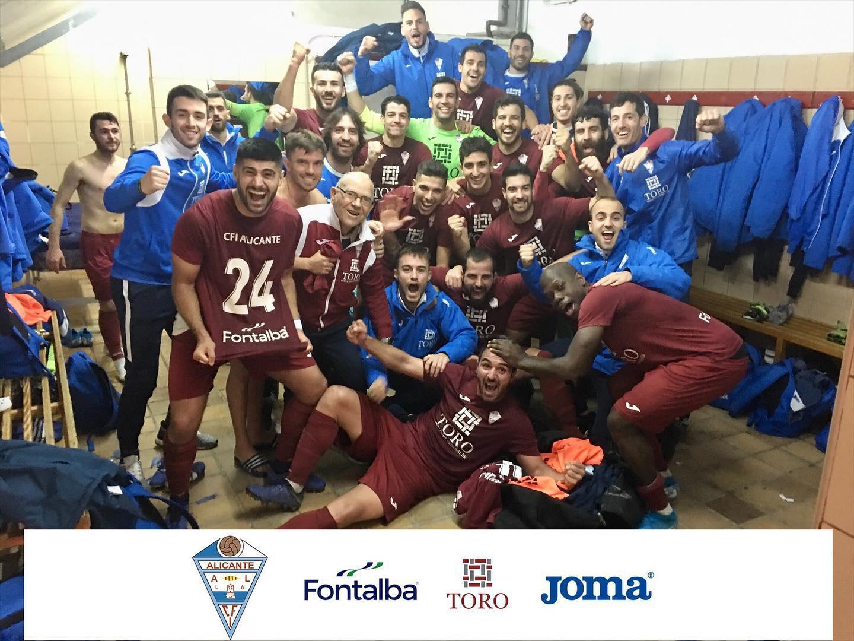 El CFI Alicante abre el año con victoria (0-3)