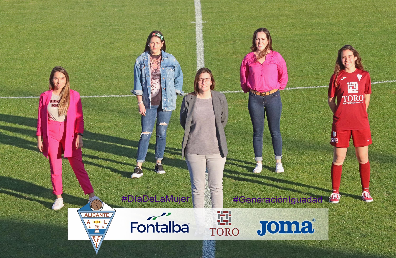 EL CFI ALICANTE, SE VUELCA CON EL DÍA DE LA MUJER