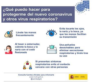 PROCEDIMIENTO DE ACTUACIÓN FRENTE A CASOS DE INFECCIÓN POR NUEVO CORONAVIRUS (SARS-CoV-2)