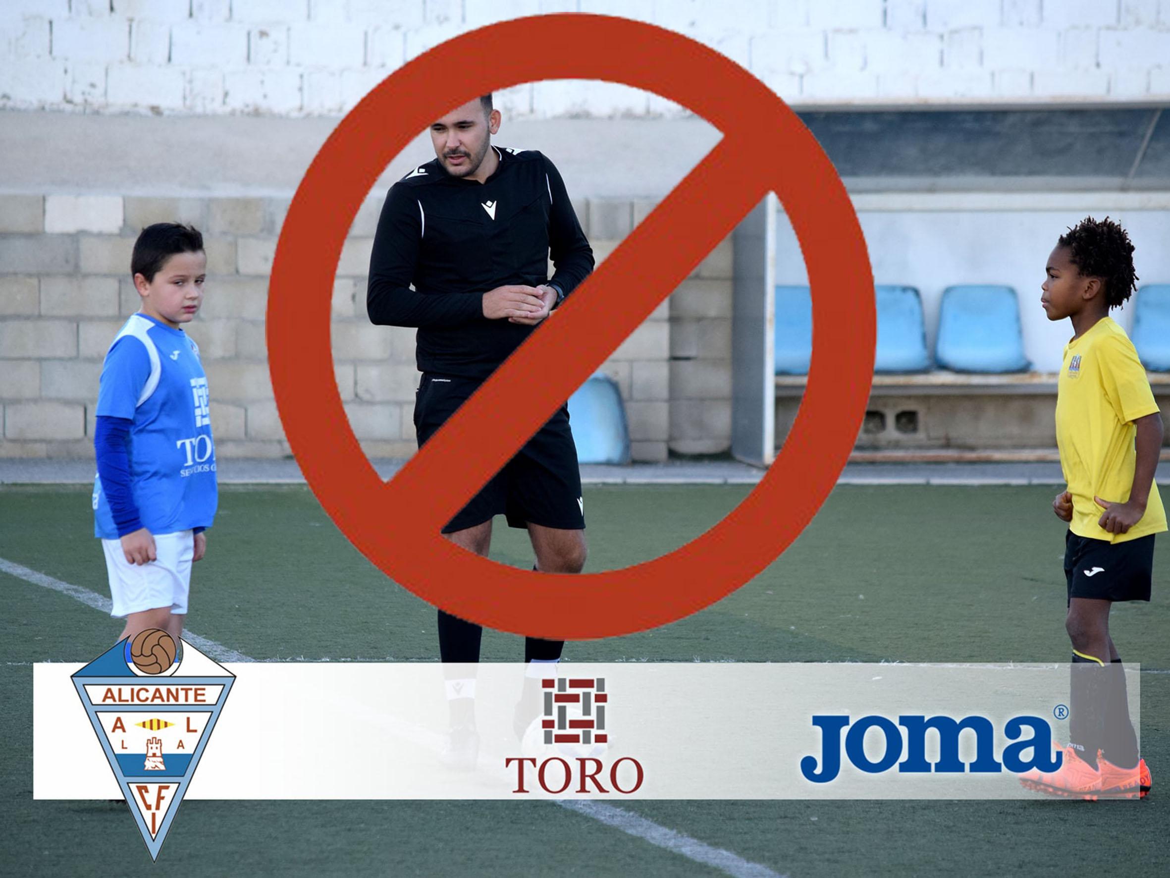 Suspendida la competición de fútbol 8 hasta el 31 de enero