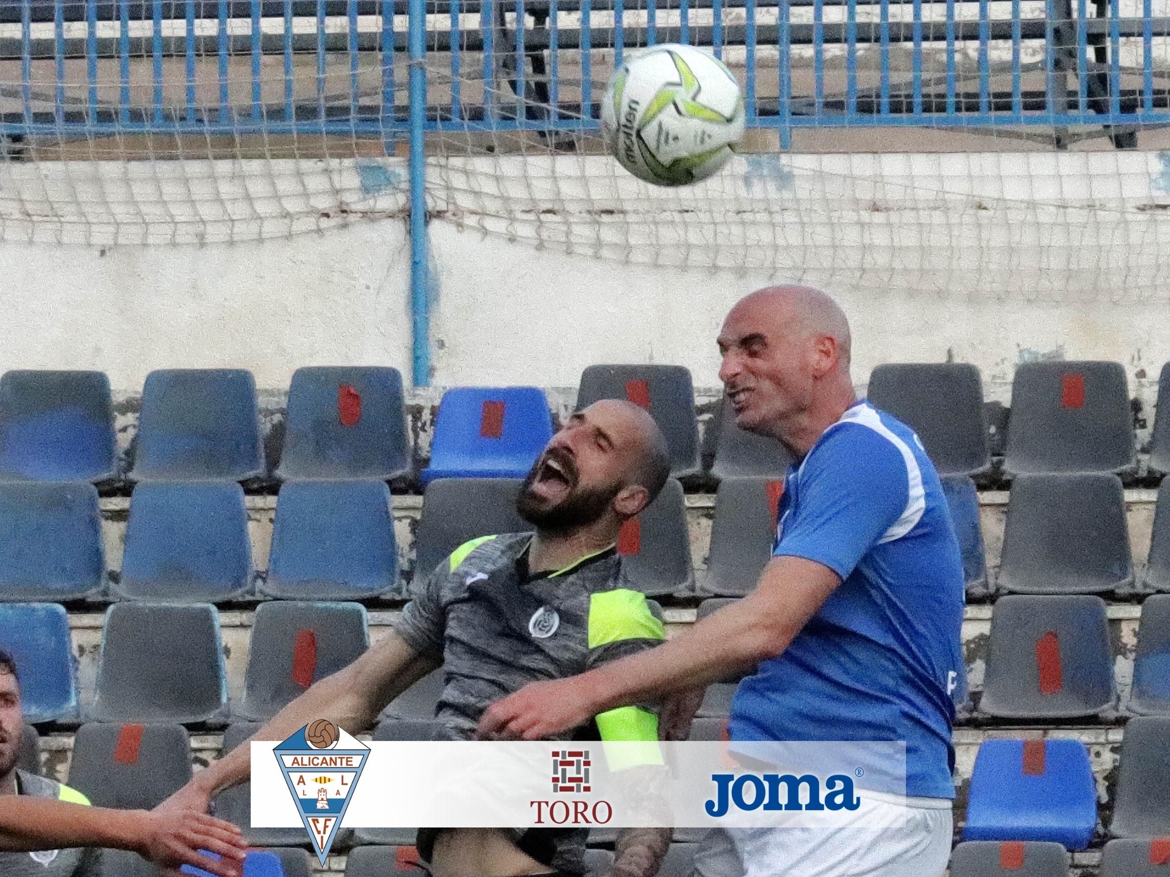 El CFI Alicante empata frente el CF Gandía (1-1)