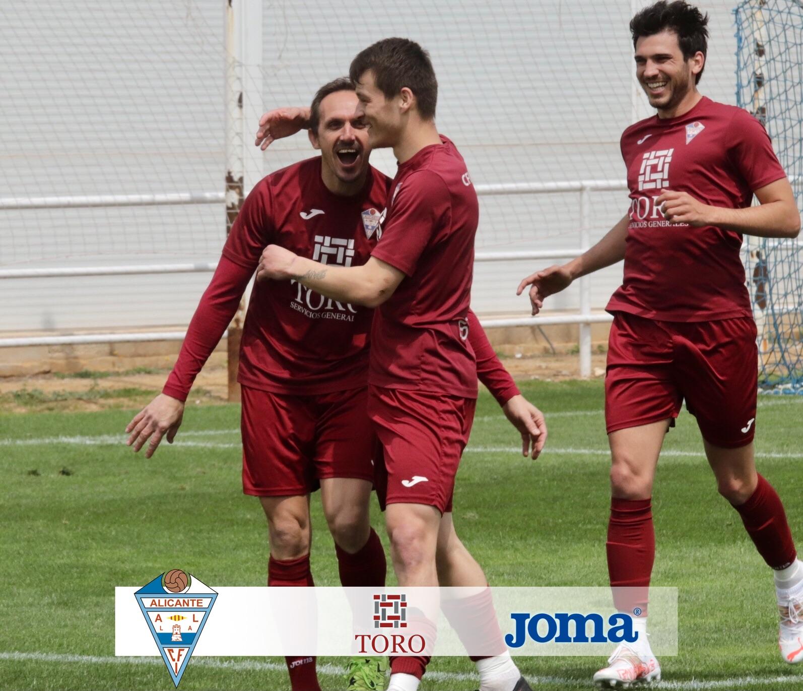 El CFI Alicante vence con autoridad 2-4