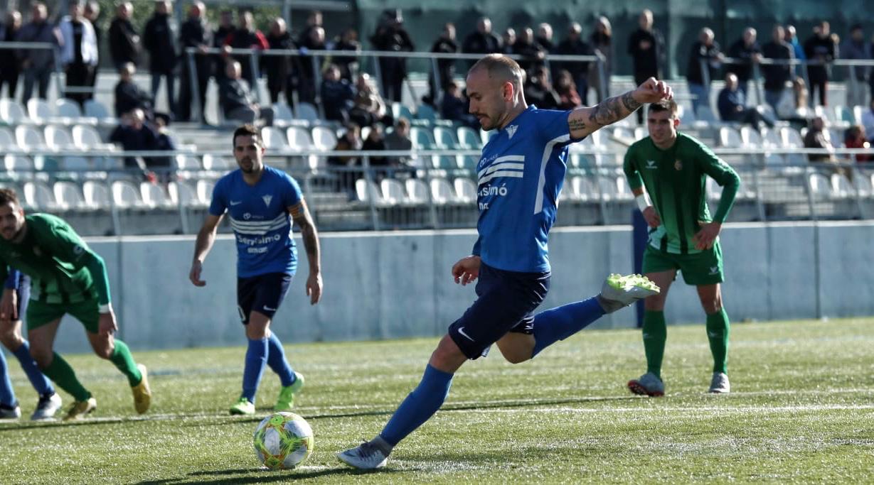 CERDANYOLA FC 1-1 CF IGUALADA