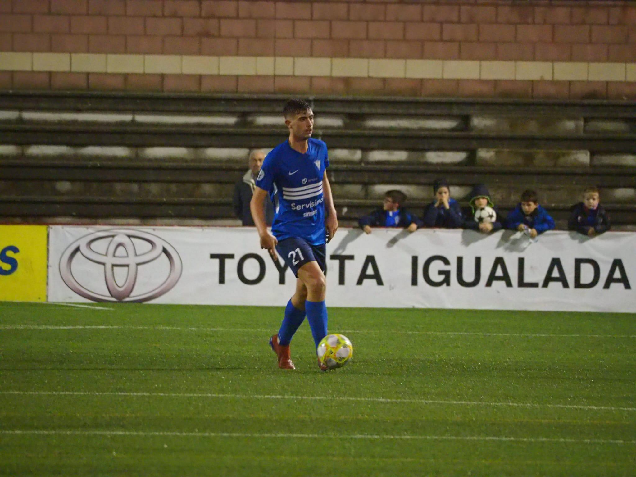 CF IGUALADA 3-6 UE FIGUERES