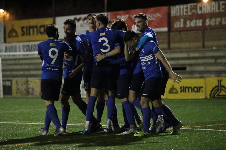 sdsCF IGUALADA 1–0 SANTFELIUENC FC