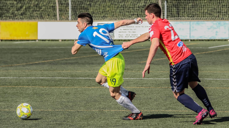 FC VILAFRANCA 1-0 CF IGUALADA