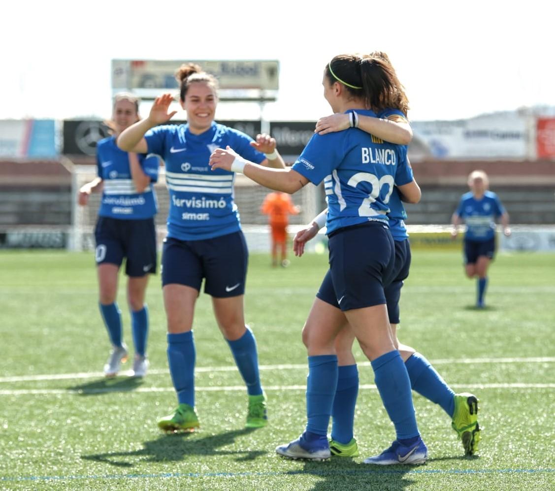 CF IGUALADA 17-0 MALLORCA TOPPFOTBALL