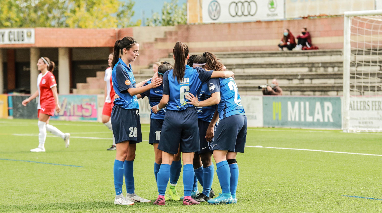sdsCF IGUALADA 2-1 GIRONA FC