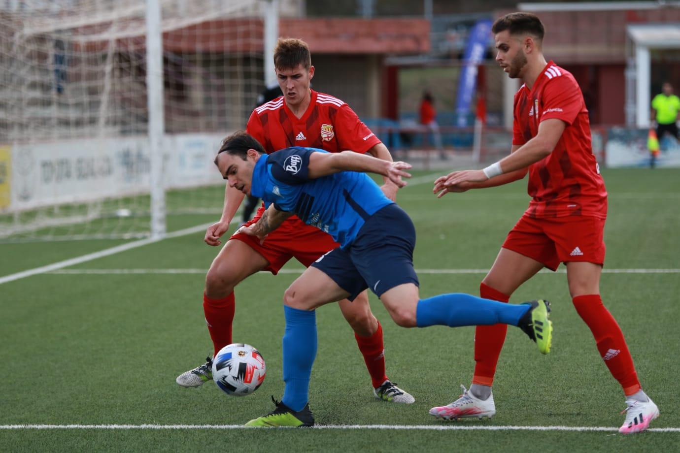 CF IGUALADA 1–0 CE MANRESA