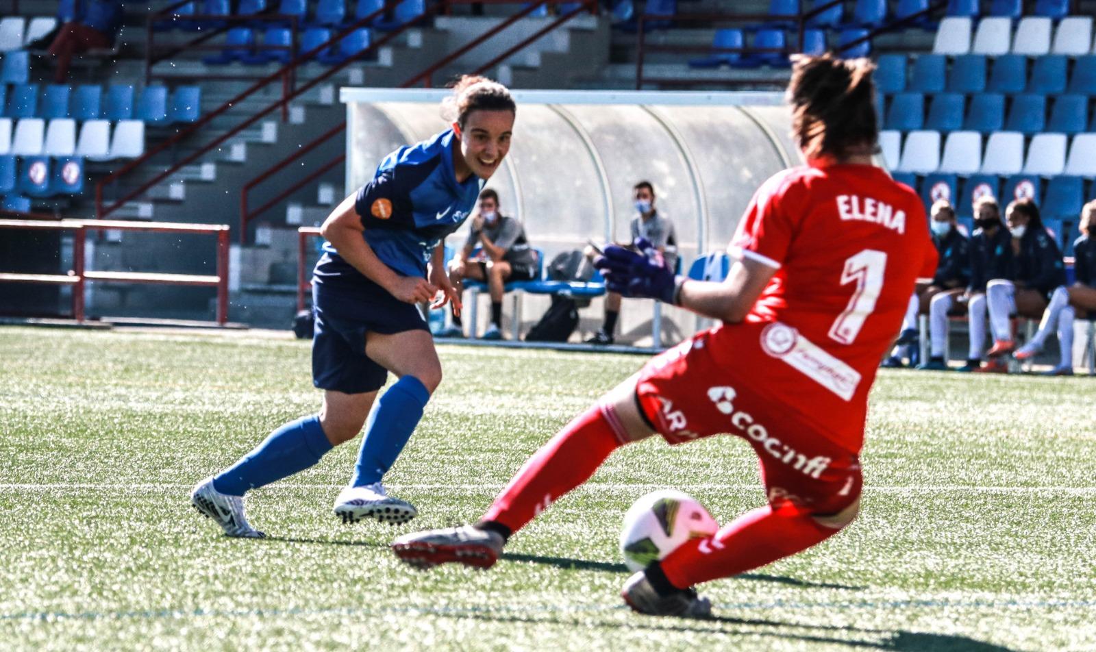 CF IGUALADA 1-1 ZARAGOZA CFF 'B'