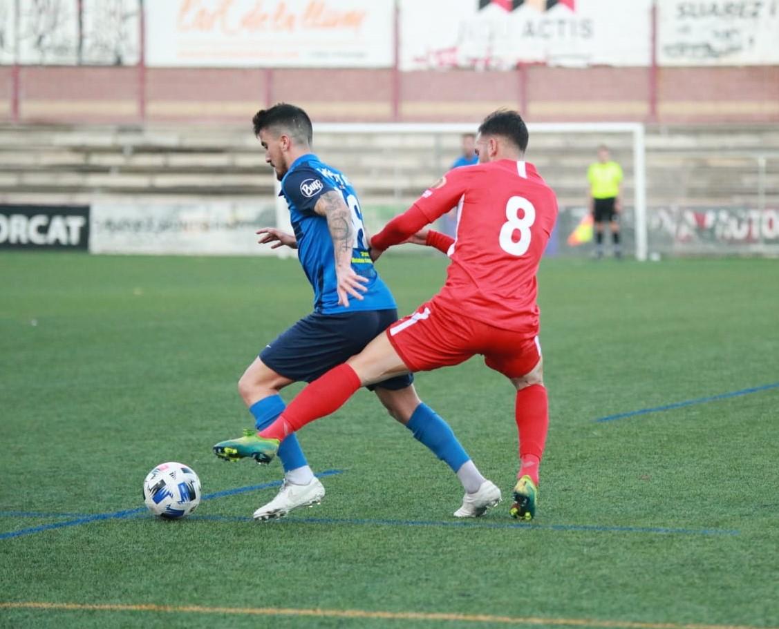 sdsCF IGUALADA 0–2 TERRASSA FC
