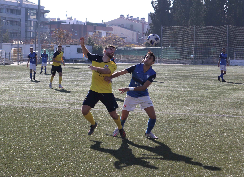 sdsUE CASTELLDEFELS 3-0 CF IGUALADA