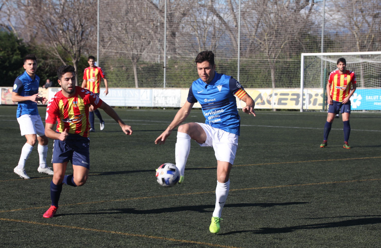 FC VILAFRANCA 1–0 CF IGUALADA