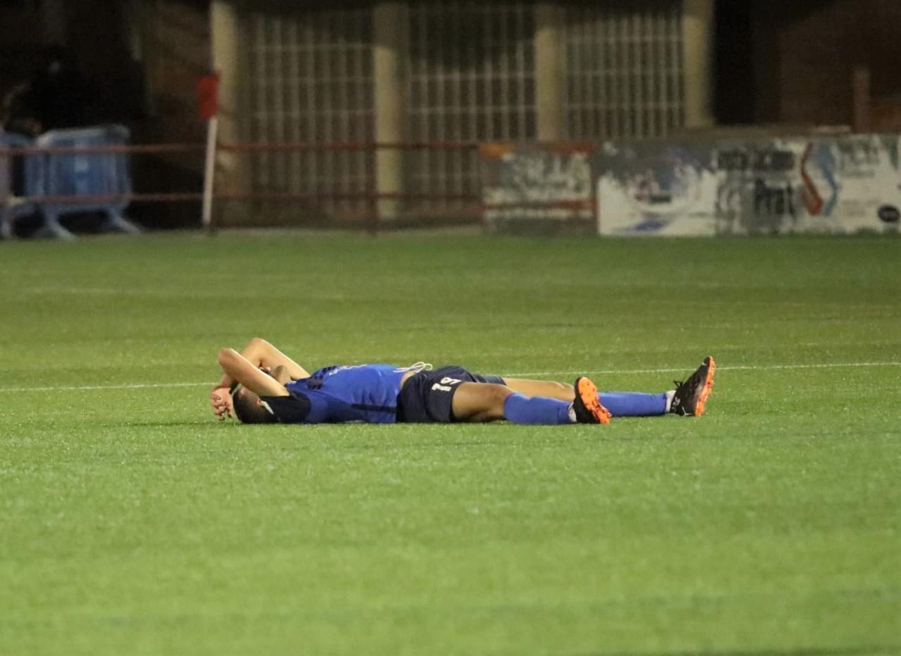 CF IGUALADA 0–1 UE VALLS