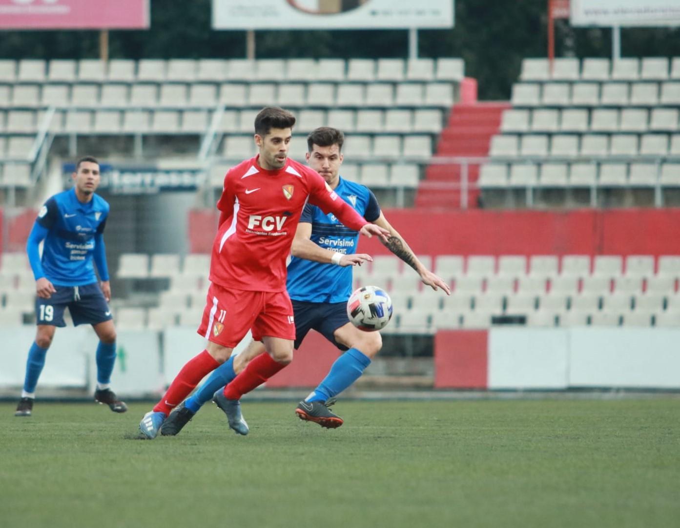 TERRASSA FC 1-0 CF IGUALADA